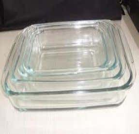 LM-Cookery Grade 9 Glass is used for salad making and dessert but not practical for top