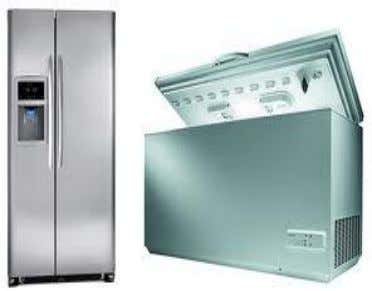 pieces in the kitchen or in any food establishment. Refrigerators/freezers are necessary in preventing