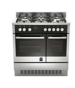 to maintain the proper inside temperature for food storage. Oven- a chamber or compartment used for