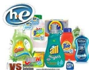also be selected to make cleaning easy. Cleaning Compound 1. Detergents . These are cleaning agents,