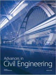 Advances in Civil Engineering Hindawi www.hindawi.com Volume 2018