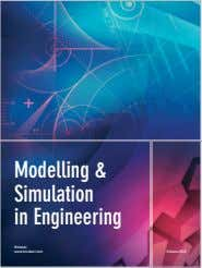 Modelling & Simulation in Engineering Hindawi www.hindawi.com Volume 2018