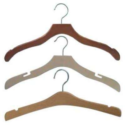 4 Existing Product Existing hangers used in clothing shop come in many different shapes but there
