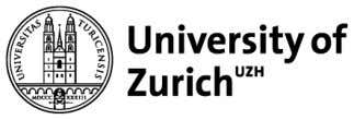 "International Relations Office Application Form ""Scholarship Grant"" for c ooperation between the University of Zurich and"