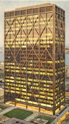 lding (6 stories), San , 1967, SOM Alcoa Building, San Francisco, 1967, SOM