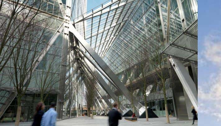 Broadgate Tower, London, UK, 2009, SOM Arch+Struct Eng