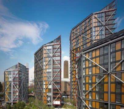 NEO Bankside, London, UK, 2013, Richard Rogers Arch, Waterman Struct Eng