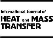 Journal of Heat and Mass Transfer 46 (2003) 2571–2585 www.elsevier.com/locate/ijhmt Modeling of plate heat
