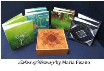 ! ! Colors+of+Memory !by!Maria!Pisano ! %