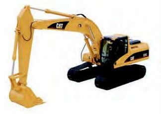 Excavators (Medium) 320E 324E 329E 321D LCR 328D 336E Buckets Couplers Grapples Contractors' Grapples