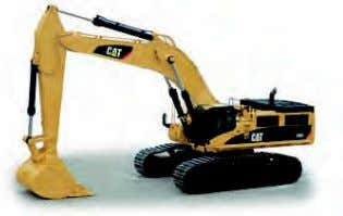 Excavators (Large) 349E 374D 390D Buckets Couplers Grapples Contractors' Grapples Trash Grapples Hammers Secondary