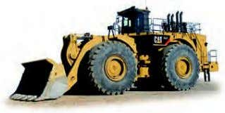 Wheel Loaders (Large) 988H 990H 992K 993K 994H Buckets Couplers Forks Rakes Track Loaders 953D