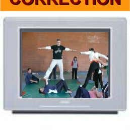 screen or the hard disk multimedia CORRECTION CORRECTION In addition, the immediate display of execution allows