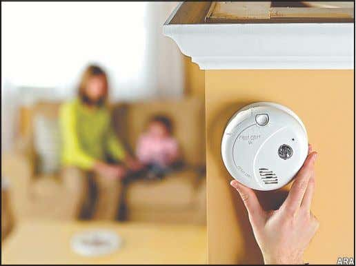 """What's more troubling is that many people don't real- Courtesy Photo Simple devices help protect residents"
