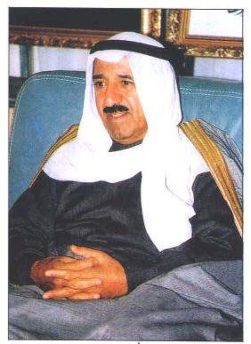 HH Sheikh Sabah Al-Ahmed Al-Jaber The First Deputy Prime Minister, Ministr of Foreign Affairs &