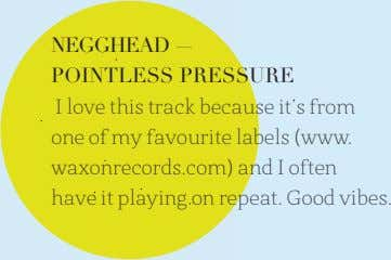 NEGGHEAD — POINTLESS PRESSURE I love this track because it's from one of my favourite