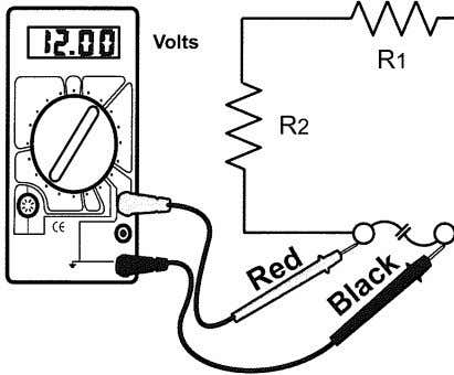 the components in the circuit. Figure 4.04 Circuit Loading + -=-12 v A common problem often