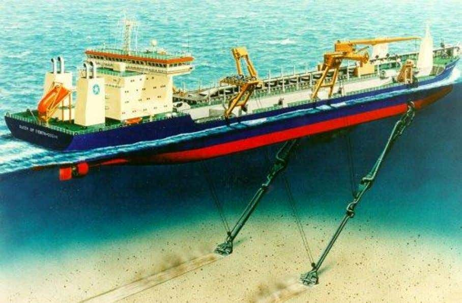 Dredging Processes The Loading of Trailing Suction Hopper Dredges By Dr.ir. Sape A. Miedema
