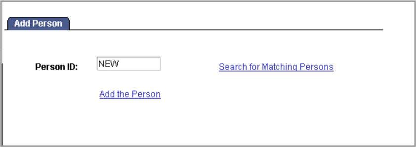 e Add a Person component, the search page looks like this: If you use automatic numbering,