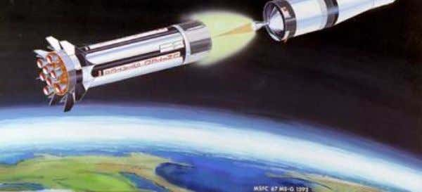 23 10 2012 Rocket Physics Source: NASA The picture below shows the separation stage of the