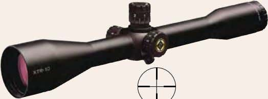 XTR 3-12 X50MM TACTICAL PLEX MILDOT BALLISTIC MIL-DOT ILL. XTR 10X50MM TACTICAL MILDOT XTR 6-24 X50MM