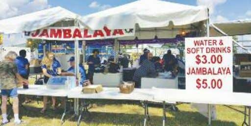 JambalayaFestival AssociationElects Officers Phone (225)647-2937 The Jambalaya Festival Association held it's monthly