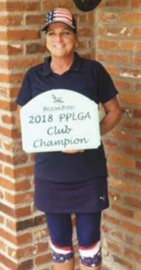 Pelican Point Ladies Golf Association Club Championship The event had some great competition and excellent