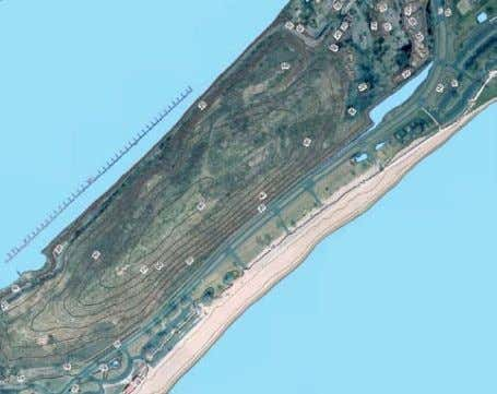 of 4.5 Mw, this is equivalent to powering 1125-1350 homes. Topographical View of Landfill Photovoltaic Cell