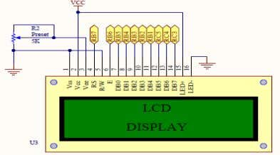 Backlight   GND   negative input   Figure 9 Power supply for the circuit User can