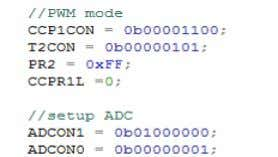 will refresh the condition every time it has been RESET. Figure 23 PWM mode will be
