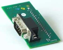 away the smaller part! 5. Take RS 232 communication module. InteliATS N T PWR, SW version