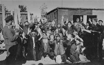 Jewell 3 On November 9th, 1938, the Nazis made a series of assaults on the Jewish