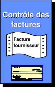 desdes des facturesfactures factures Facture fournisseur Planification,Planification, reportingreporting etet