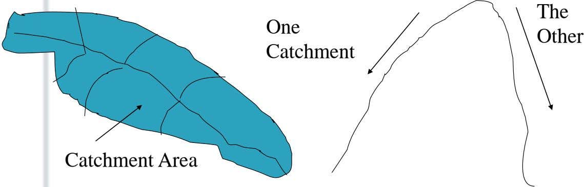The One Other Catchment Catchment Area