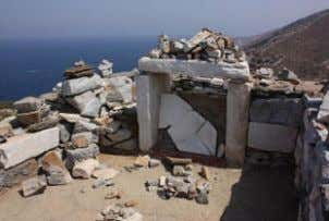 wind called the 'meltemi' which blew for 40 days, cleaning the Cyclades of this epidemic and