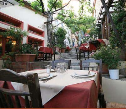 Come in and feel the warmth of Plaka! We are open everyday for your convenience,