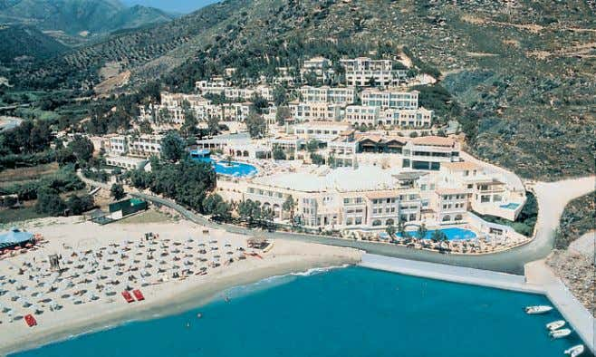 Greece 10. Fodele Beach & Water Park Holiday Resort***** 10 On the beach, 25 km west