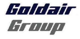 All about travelling GOLDAIR – GOLEMIS AIR SERVICES CO. SA. 1st Km Peanias - Markopoulou Avenue,
