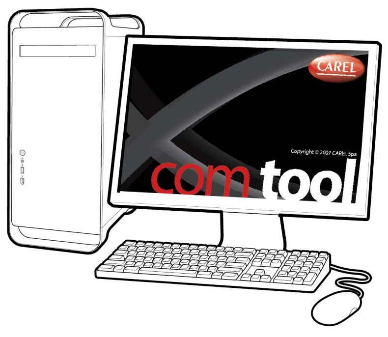 ComTool Tool for managing parametric controllers User manual
