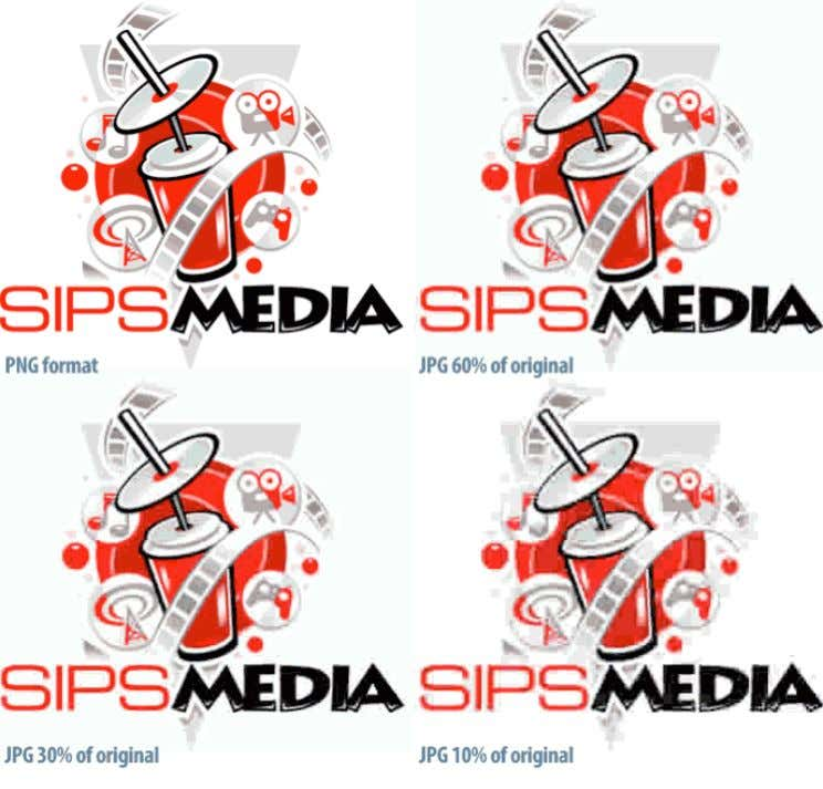 JPGFILE FORMATS JPGand PNG comparison. As you can see, the PNG image is superior to all